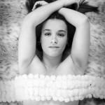 Fotos de embarazada estudio