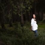 Fotos de embarazada exterior
