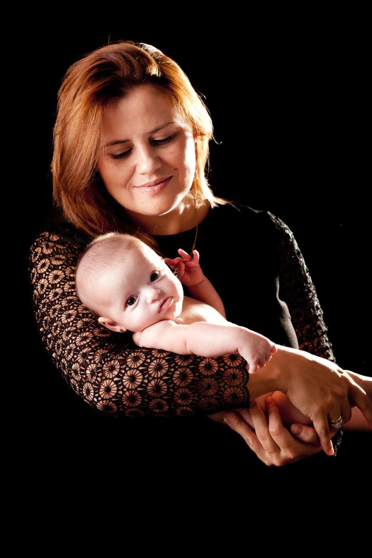 reportaje de bebé en Granada