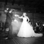 Reportaje boda Granada. Baile