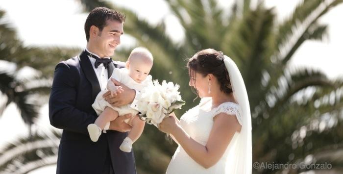 Reportaje de boda de Pilar y Domingo. Granada