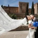 Reportaje boda Alhambra Granada