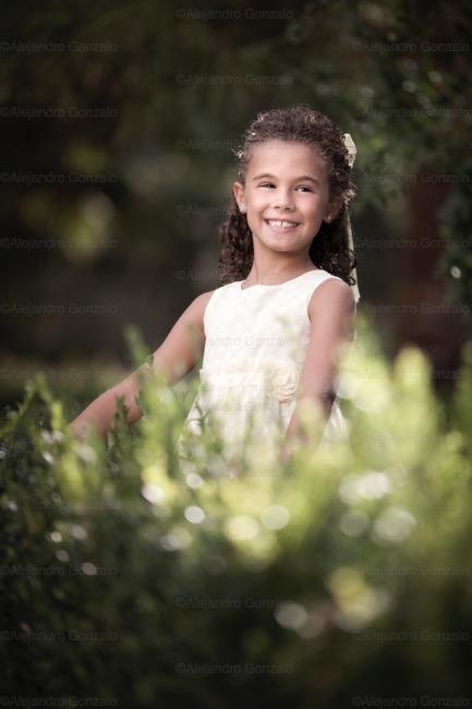 Book de fotos a Carmen en Granada