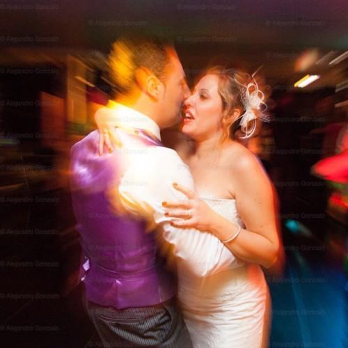foto de boda original en Granada