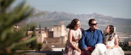 fotografo de comunión Granada