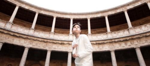 fotos comunion Alhambra Granada