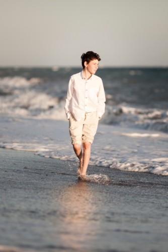 fotos comunion playa granada