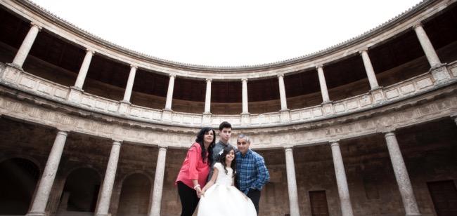 comunión Alhambra