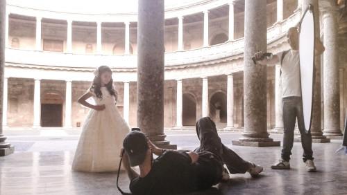 fotografo comunion alhambra