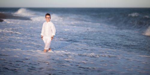 fotos comunion playa calahonda granada