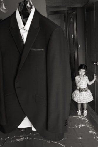fotografía boda novio