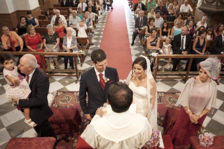 iglesia boda granada