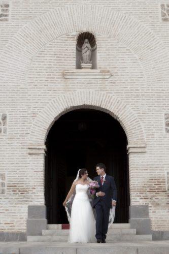 boda granada salida iglesia