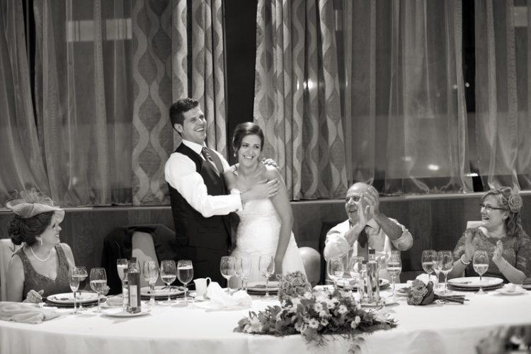 cena boda