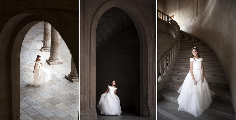 fotos de comunión alhambra