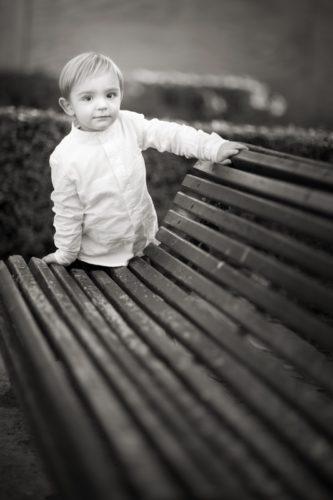 foto niño granada parque