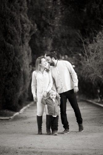 retrato familia