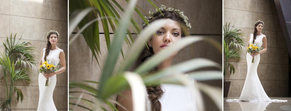 album boda. Preparativos novia