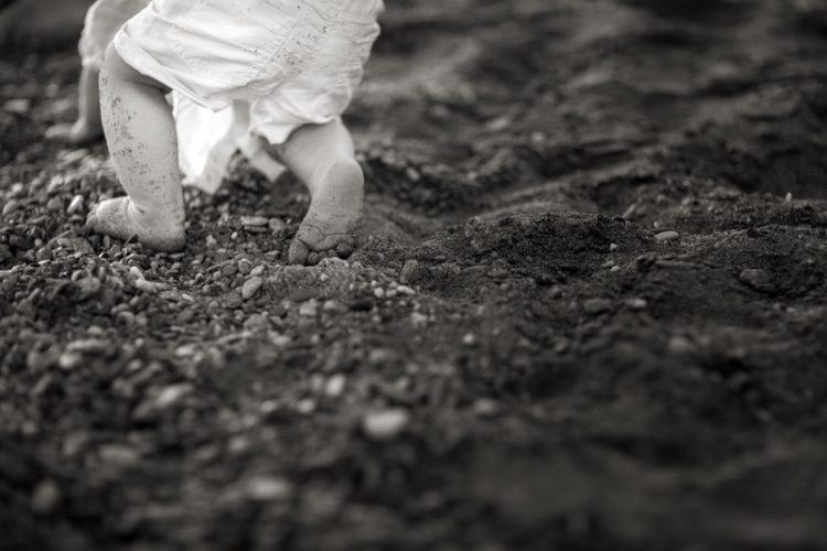 fotos niños playa granada