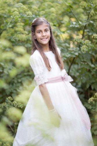 reportaje comunión niña Alhambra
