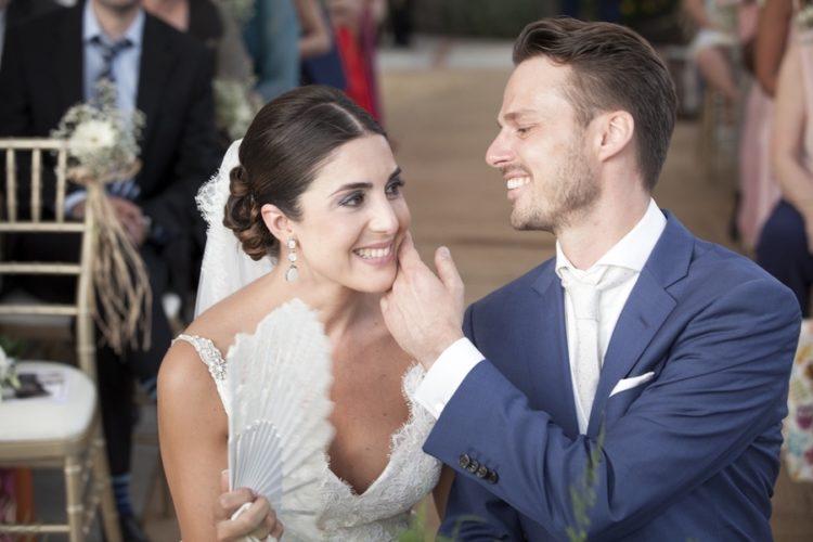 Reportaje de boda civil celebrado en Granada