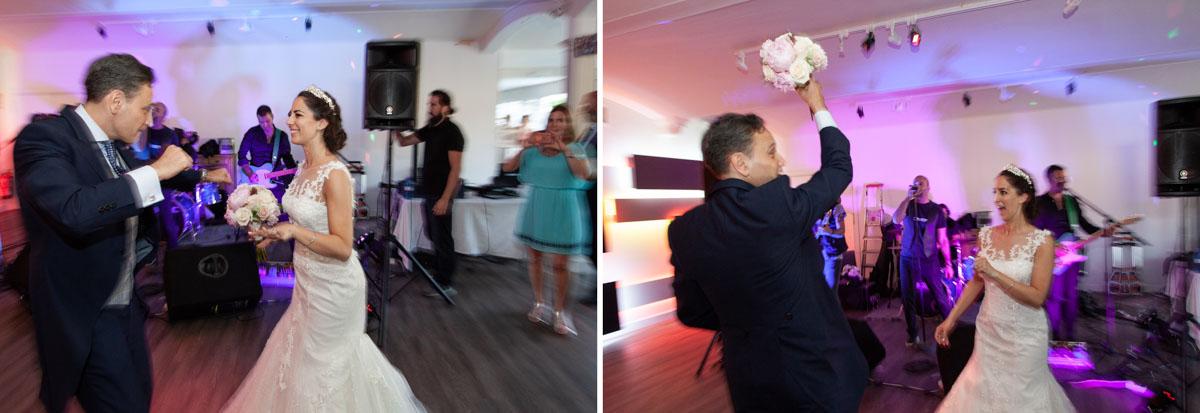 fotos de boda celebración.