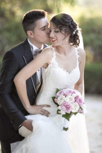 reportaje de boda exterior Albolote Granada