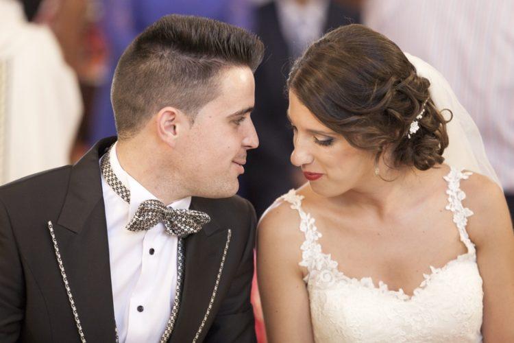 fotos boda iglesia de albolote Granada