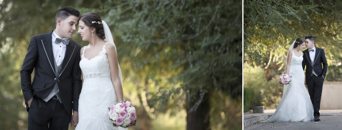 album de reportaje de boda granada