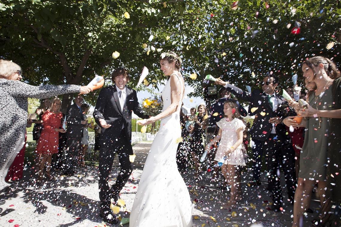 reportaje de boda granada. Foto celebración