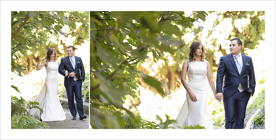 fotos de boda reportaje exterior