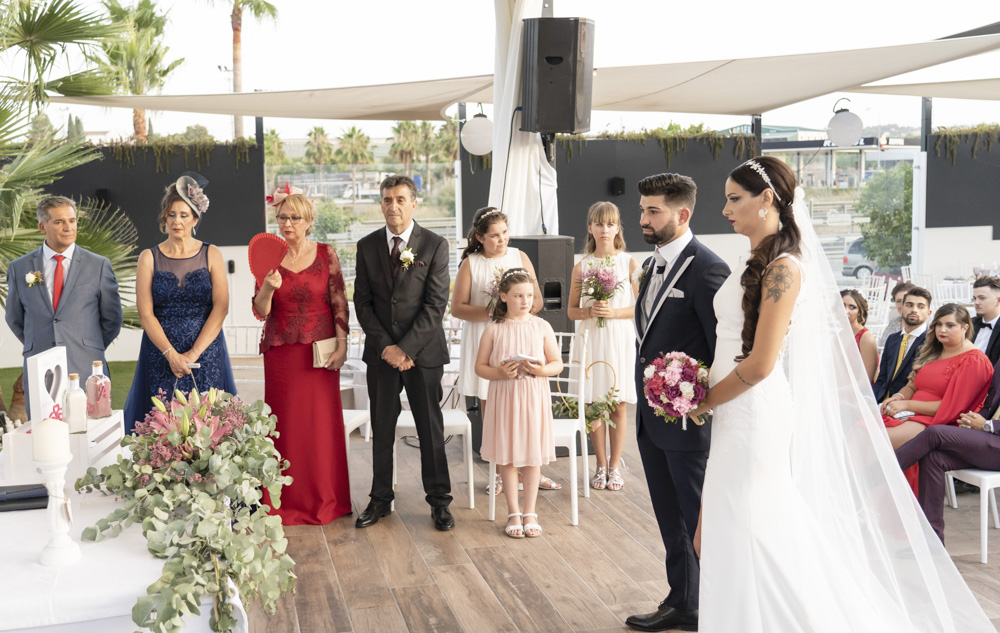 fotos boda ceremonia