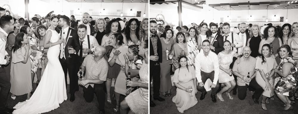 fotos boda baile