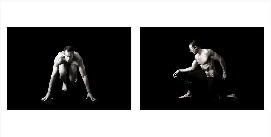 book fotos blanco y negro fitness