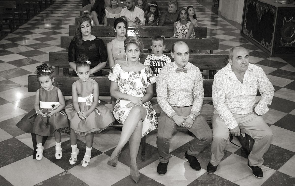 fotos de bautizo en Granada. fotos iglesia. Alejandro Gonzalo