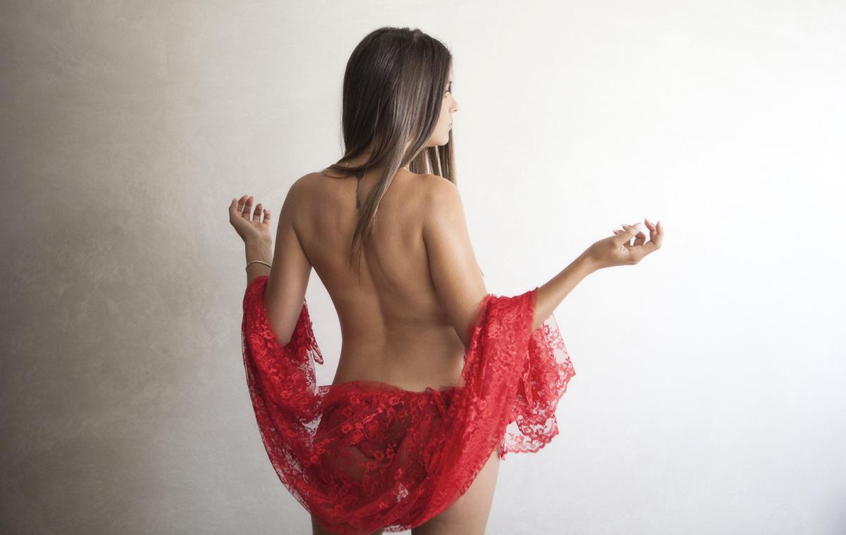 fotografias boudoir en casa