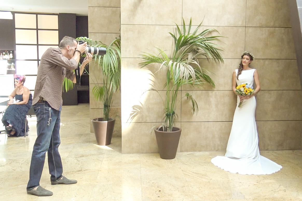 fotos de boda novia en granada