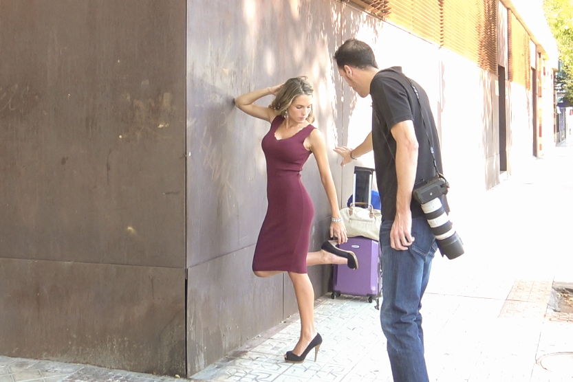 book de fotos urbano en granada
