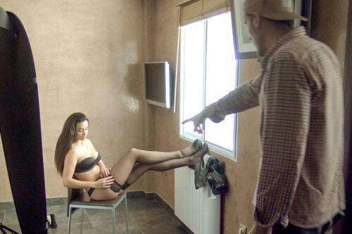 fotos boudoir caseras