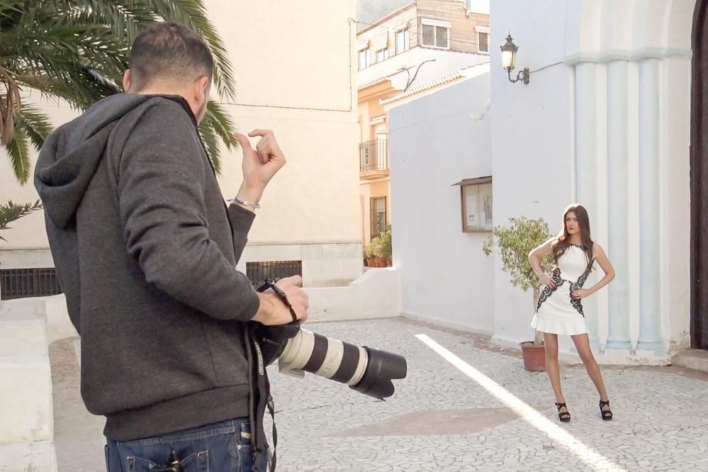 sesion de fotos Calahonda