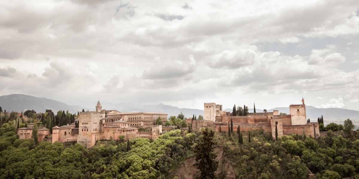 Alhambra y Sierra Nevada