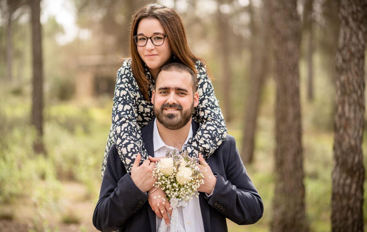 fotos de boda civil
