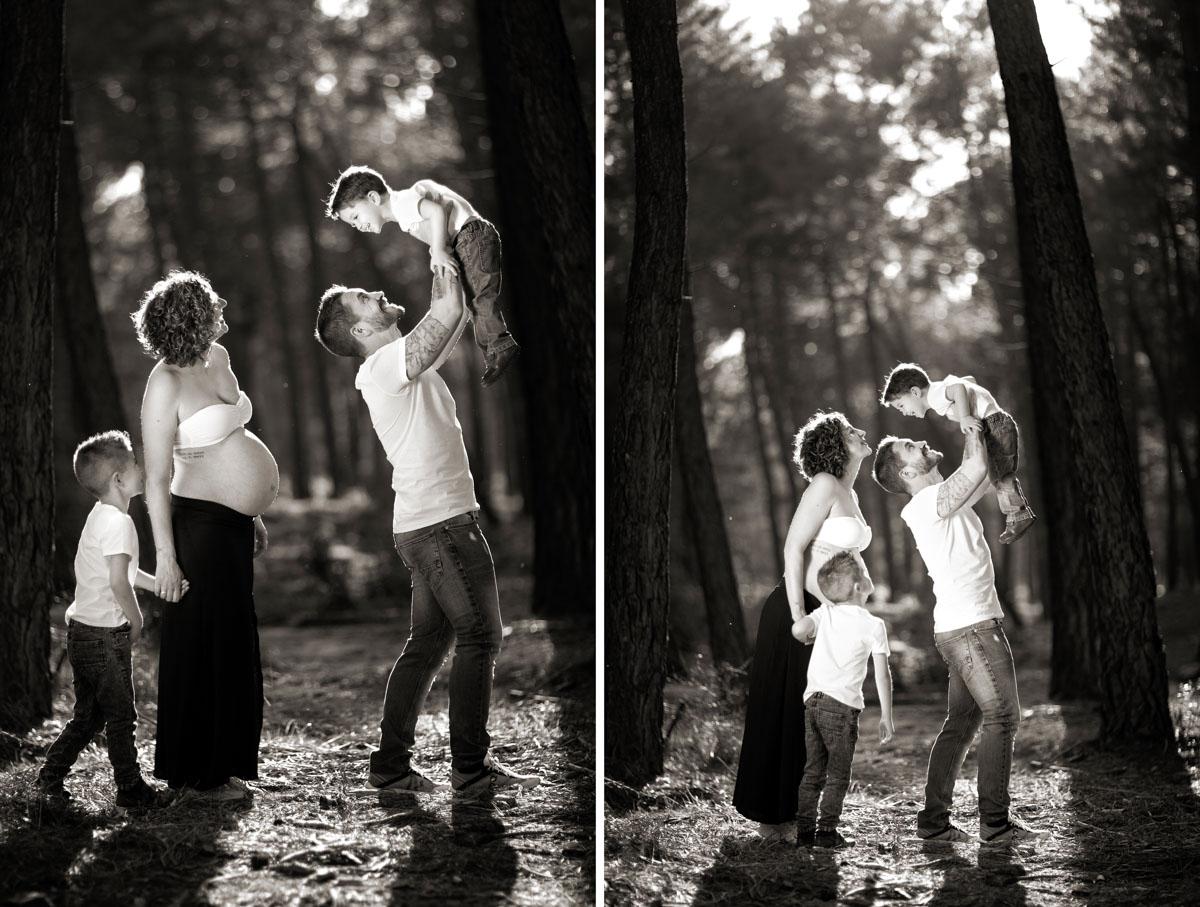 fotos de embarazada granada